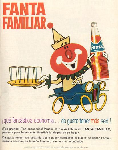 Aquellos anuncios 1967fantafamiliar