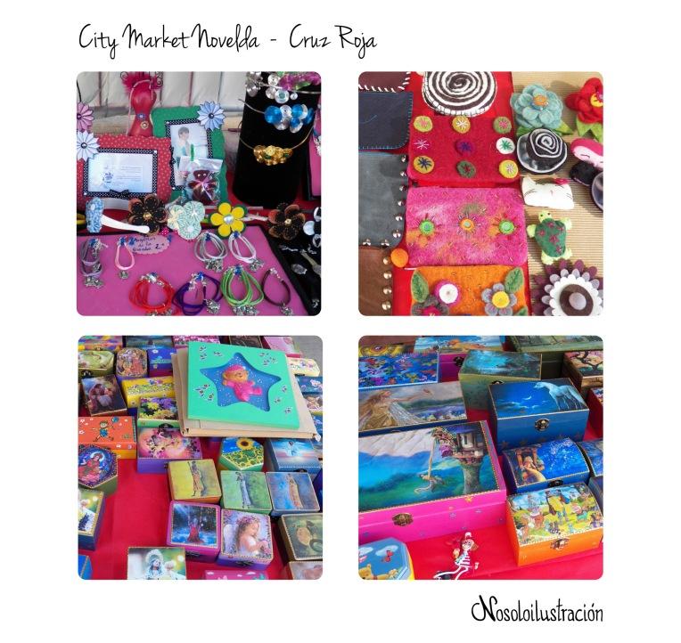 City Market Novelda - Cruz Roja