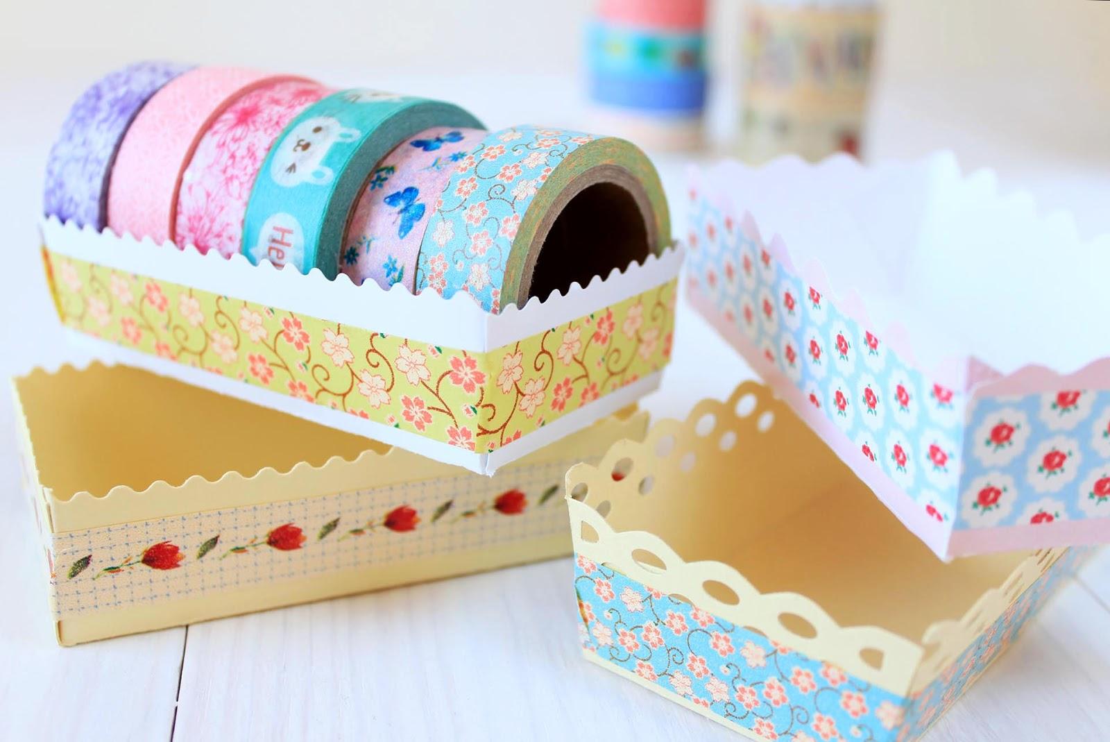 existen un montn de tutoriales y de ideas para emplear el washi tape aunque ya os digo que no tiene ningn secreto depende de nosotrs y la creatividad