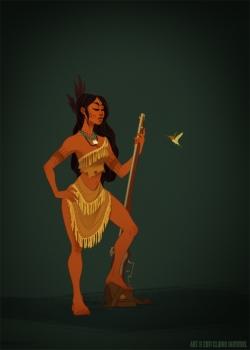 Pocahontas_ClaireHummel