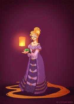 Rapunzel_Claire Hummel