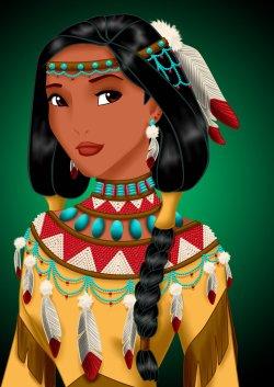 Pocahontas_Missmikopete