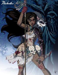 Pocahontas_horror