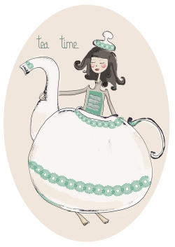 tea time lamina