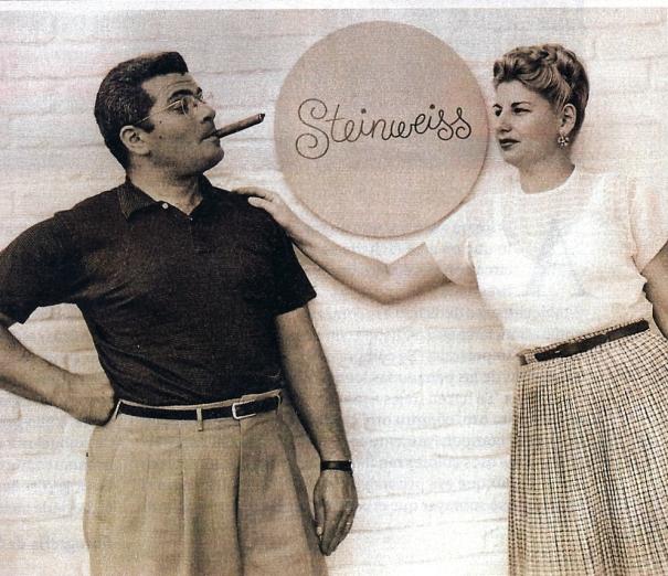 Steinweiss