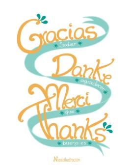 Type Gracias